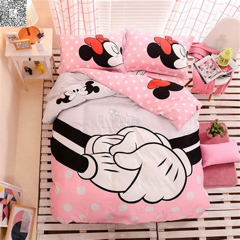 minnie bedding set buy wholesale minnie mouse comforter set from china