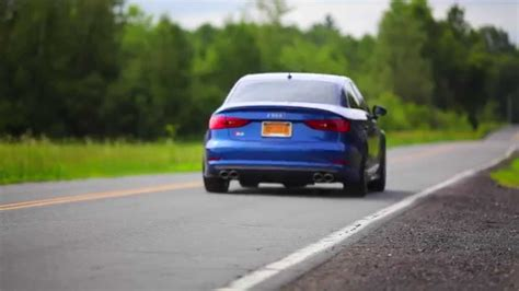 Milltek Exhaust Audi S3 by 2015 Audi S3 With Milltek Sport Exhaust Clip With Launch