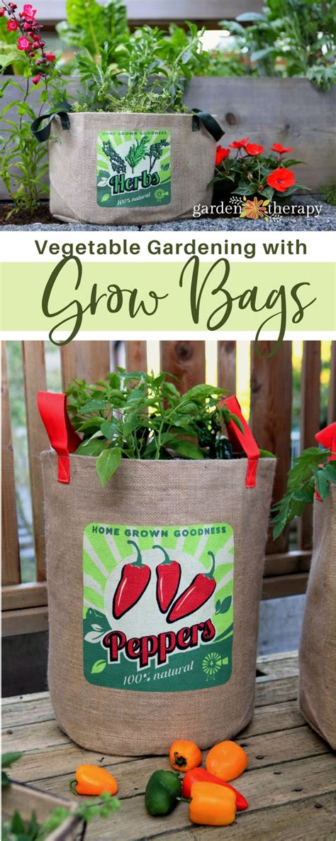 portable gardening growing tomatoes peppers and herbs