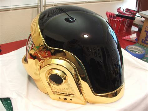 volpin props completely finished daft helmet replica