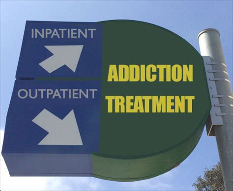 Out Patient Detox Treatment For by Choosing Between Inpatient Outpatient Addiction Treatment