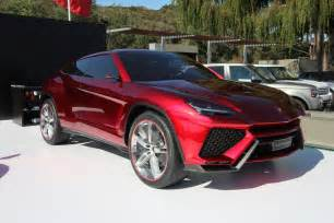 2017 Lamborghini Suv Lamborghini Urus Suv Approved For Production In 2017