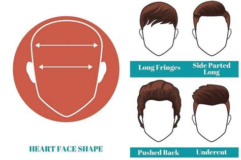 what hair cut based on faxe the best short hairstyles for men based on face shape the