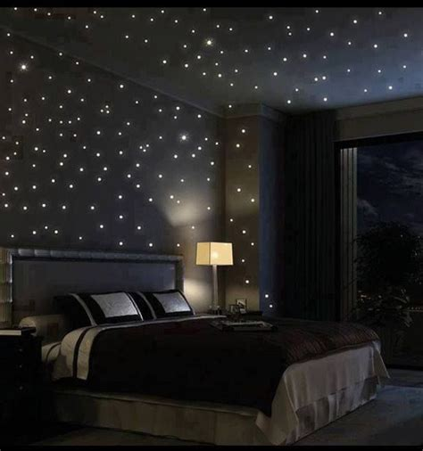 bedroom starry bedroom