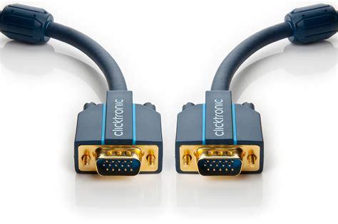 Kabel Vga 1 5 M High Quality hq ofc vga kabel md15hd md15hd ddc2 1 1 5m secomp