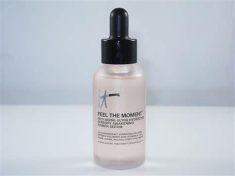 Serum Moment it cosmetics feel the moment sensory awakening primer