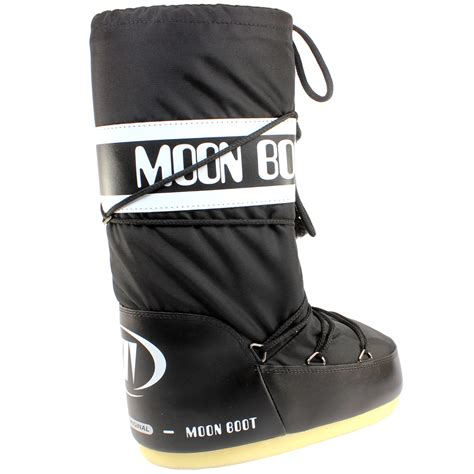 mens moon boots uk mens tecnica moon boot mid calf waterproof winter