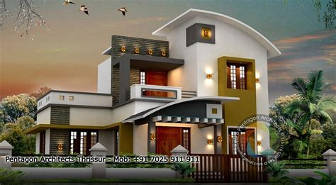 1390 sq ft floor happy home villa 7 design