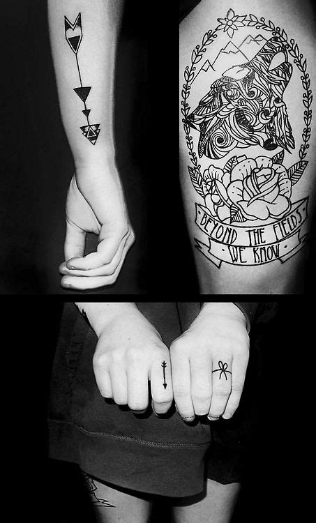 tattoo finger boy oslo norway tattoos and trends pinterest arrow