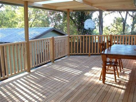 timber decks galleries sps home improvements