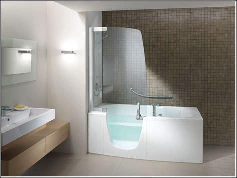 badewannen mit einstieg und dusche badewanne hause