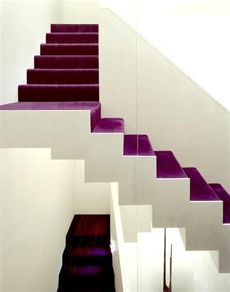 teppich für treppen design treppe idee