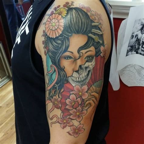 geisha china tattoo 52 japanese geisha tattoos ideas and meanings
