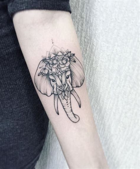 tattoo design tumblr elephant design