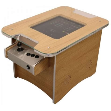 retro oak coffee table retro arcade machine coffee table oak with free uk