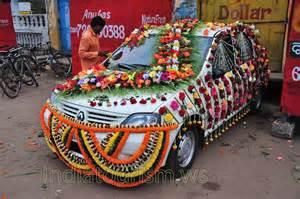 Indian Wedding Car Decoration Wedding Car Decortion Weding Indian Wedding Wedding Car Indian Wedding Auto Design Tech