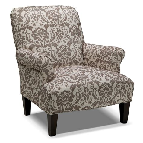 accent chairs dandridge 2 pc living room w accent chair furniture