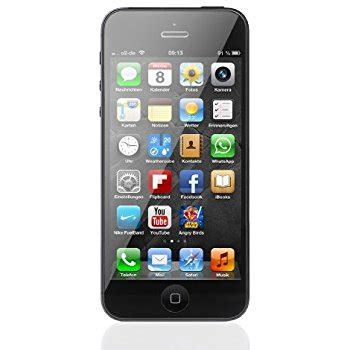 Handphone Iphone Apple 5 apple iphone 5 unlocked cellphone 16gb black cell phones accessories