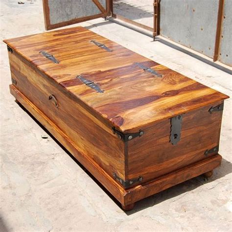 coffee table with blanket storage 60 inch rustic solid wood storage coffee table