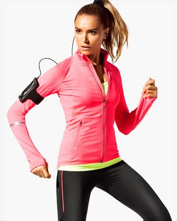 Sport Wear new h m sportswear fuels fashion