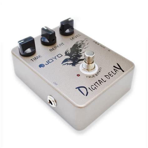 Promo Effect Gitar Joyo Digital Delay Jf 08 Original T1910 2 joyo jf 08 guitar effect pedal digital delay joyo effect