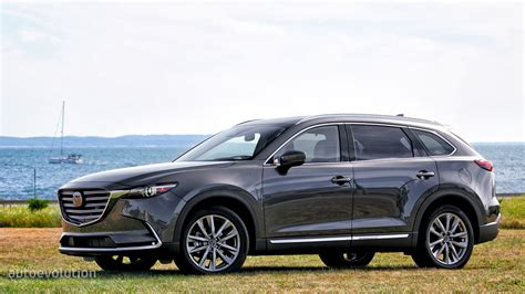 2017 Mazda Cx9 by Driven 2017 Mazda Cx 9 Signature Awd Autoevolution