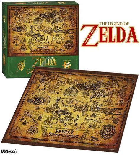 legend of zelda map puzzle quebra cabe 231 a the legend of zelda mapa de hyrule 171 blog