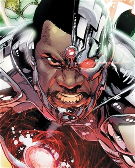 batman vs superman cyborg will be played by fisher