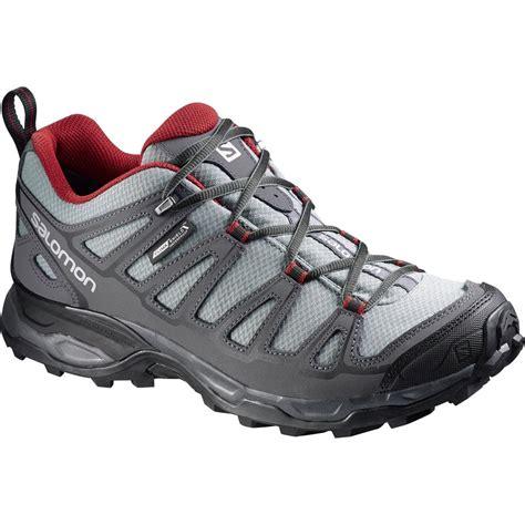 salomon shoes salomon x ultra prime cs wp hiking shoe s