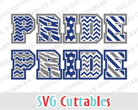chevron pattern svg file pride svg pride patterned svg school pride svg chevron