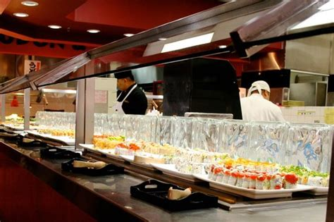 sushi buffet picture of makino at premium outlets las