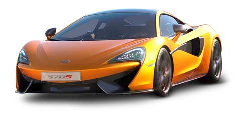 orange mclaren orange mclaren 570s car png image pngpix