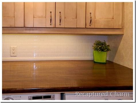 Plywood Kitchen Countertops by De 25 Bedste Id 233 Er Inden For Plywood Countertop P 229