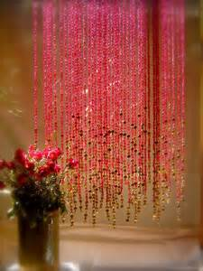 Beaded Drapes Memories Of A Butterfly