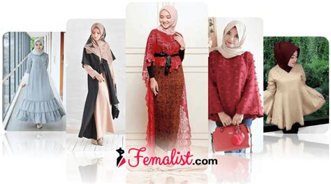 model bakal baju femalist com tips wanita tutorial hijab fashion kecantikan