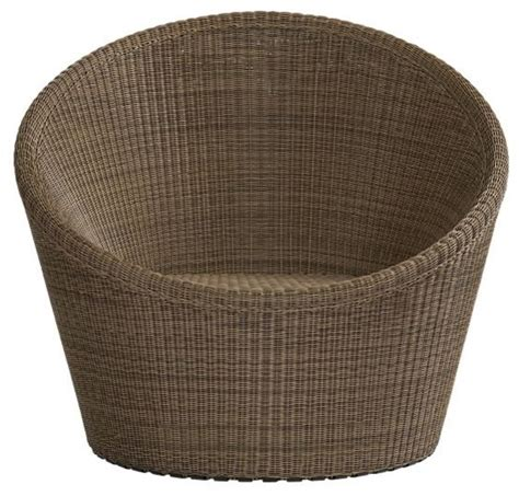 resin wicker barrel chair calypso mocha swivel lounge chair contemporary outdoor