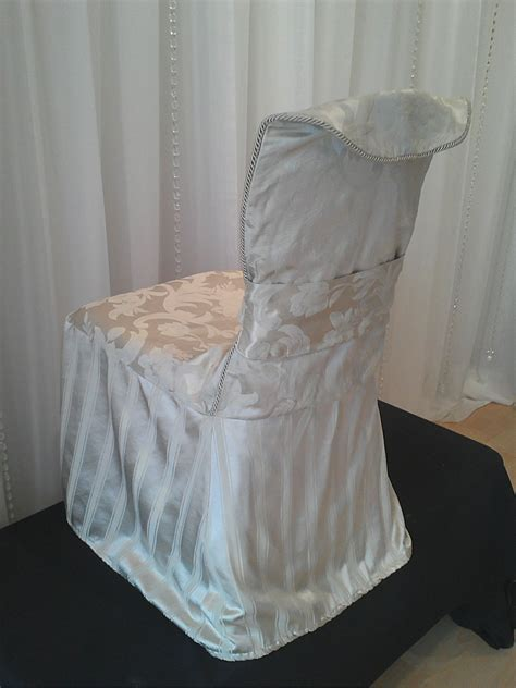 Taupe Chair Covers by Chair Decor 187 Taupe Chair Cover