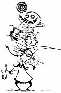 Nightmare before christmas sally coloring coloring pages