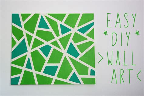 diy canvas wall art ideas 30 canvas tutorials in diy wall art canvas ideas home design