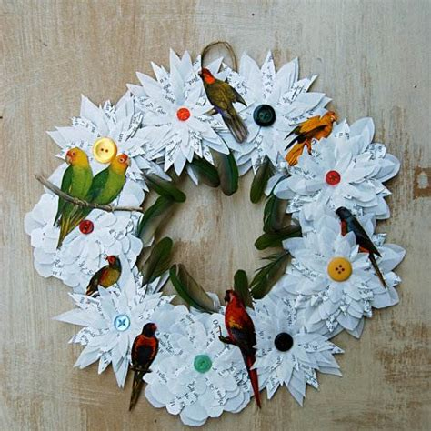 Some Handmade Crafts - handmade paper craft decorations family