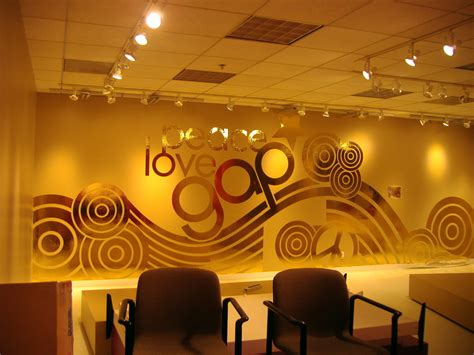 walls how to apply restaurant wall design for home commercial signage wall graphics signworks inc