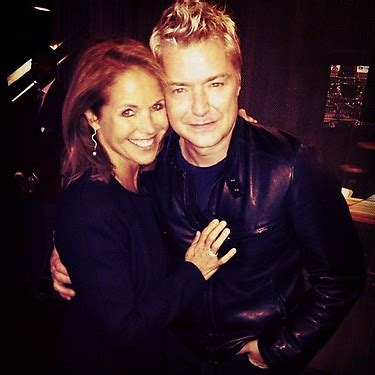katie couric chris botti new photo katie couric hangs out with ex chris botti at