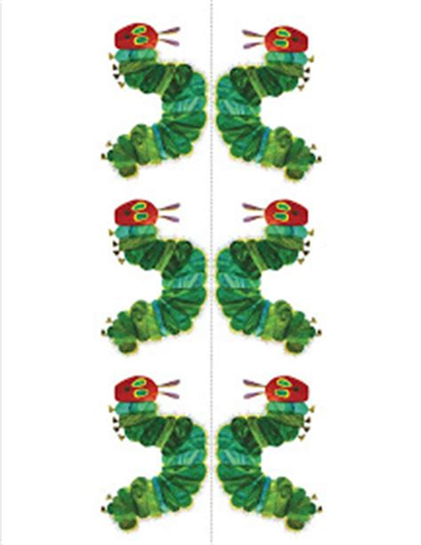 gourmet on the go hungry caterpillar snack