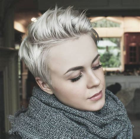 pixi cuts cherry brown and blonde best 25 blonde pixie ideas on pinterest pixie styles