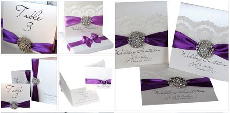 Coloured Card For Wedding Invitations by Purple Colour Wedding Invitation Themes And Purple