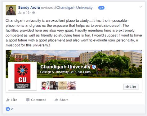 Srm Mba Placements Quora by Is Chandigarh Worth Joining For Mba Quora