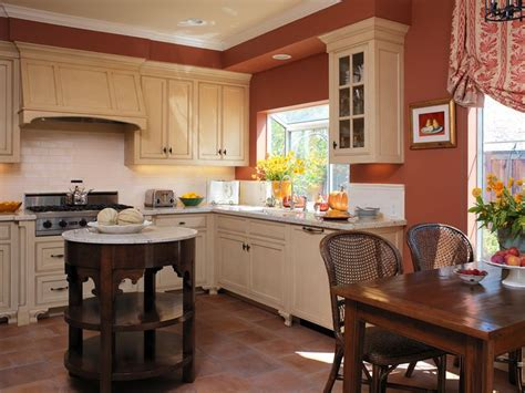 terra cotta floors vs countertop kitchen family room ideas pi