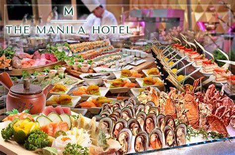 manila hotels cafe ilang ilang buffet promo