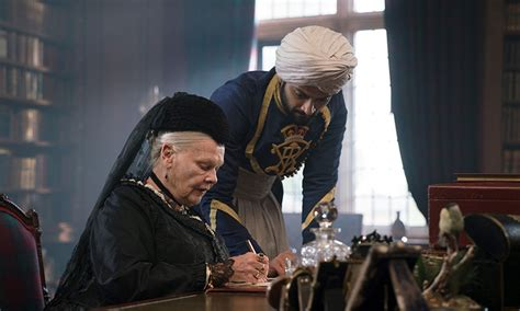 film queen victoria and abdul dame judi dench stars as queen victoria in victoria and
