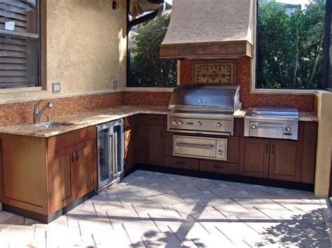 outdoor kitchen furniture outdoor kitchen cabinet ideas pictures tips expert